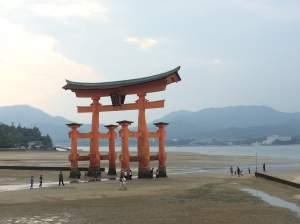 The magnificent Torii Gate