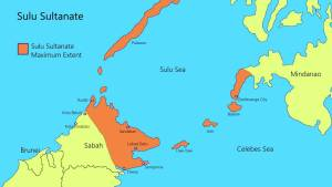 Photo: http://www.mkenology.com/2013/03/the-sulu-sultanate-and-sabah.html