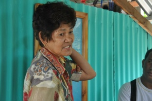 Itbayat's local historian, Nanay Cano
