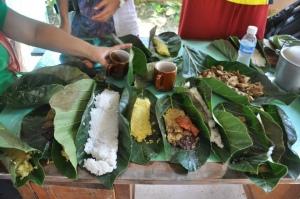 Local food in Itbayat