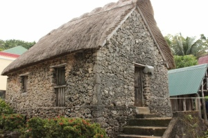 Stone house in Itbayat