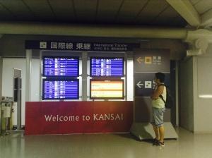 Hello, Kansai! :)