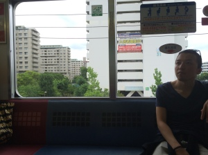 Shigeru Miyamoto, one of the nicest men in Osaka