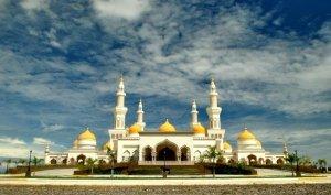 Photo: https://openthedorr.wordpress.com/2013/04/09/islamic-architecture/