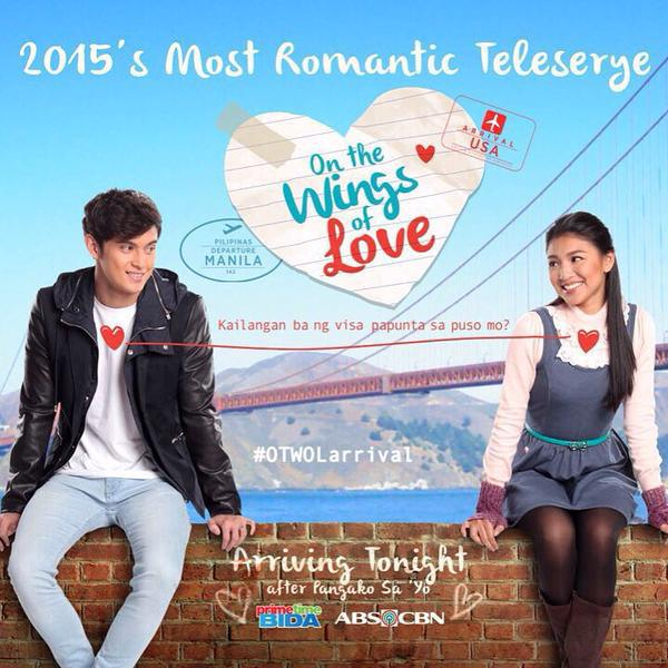 on the wings of love OTWOL
